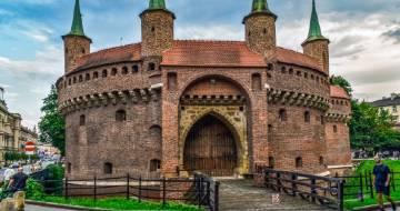 Kraków miasto nad Wisłą