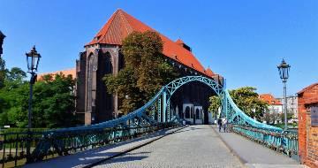 Wrocław most